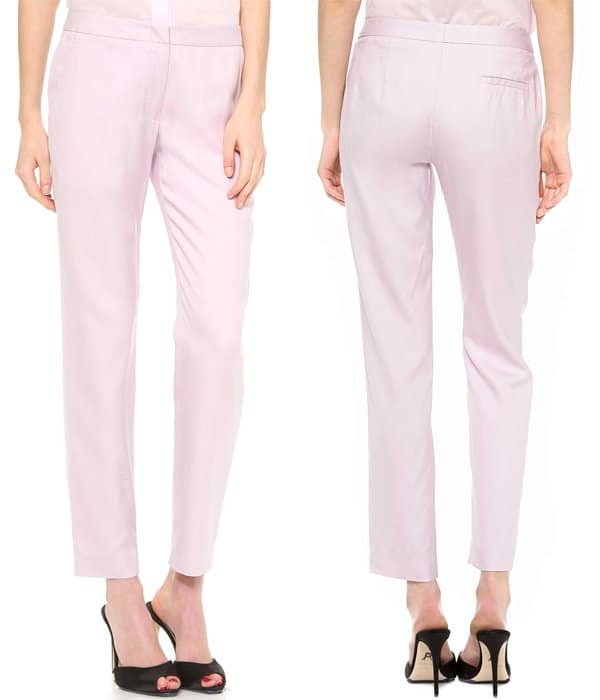 Jenni Kayne Slash Pocket Pants