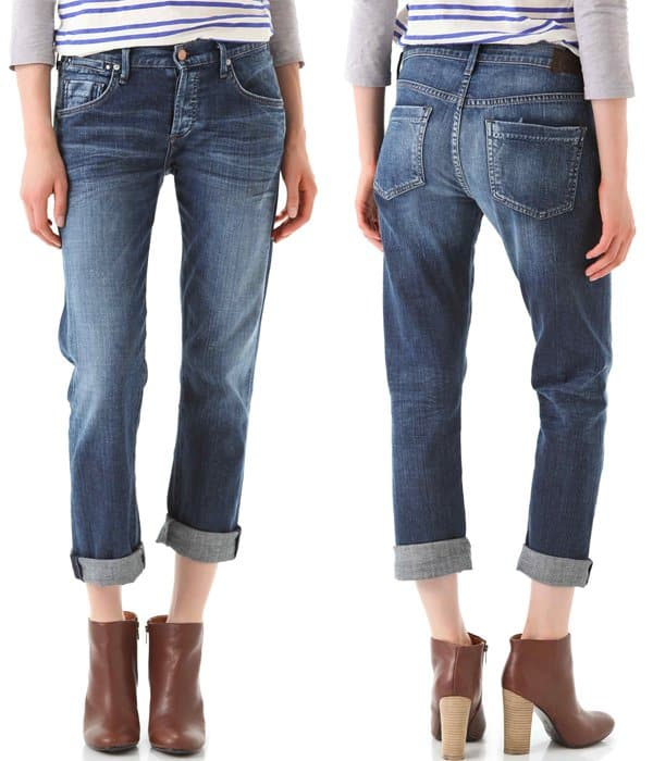 Citizen of Humanity Dylan Boyfriend Jeans