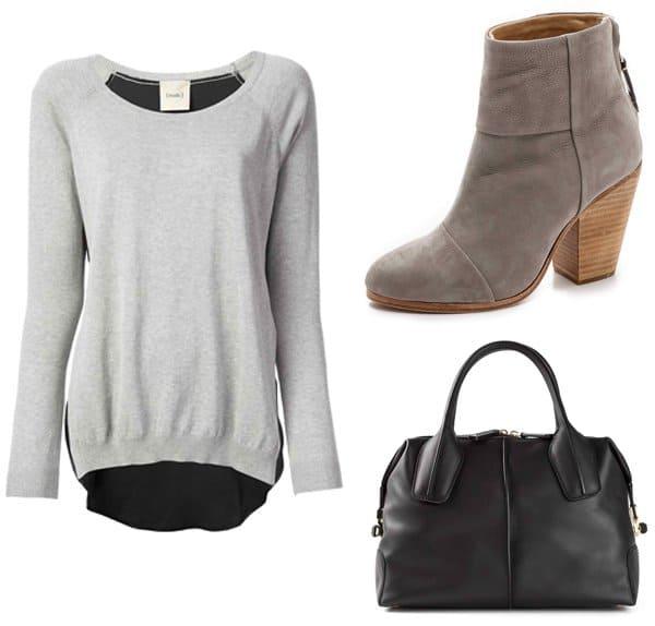 Jennifer Garner inspired outfit