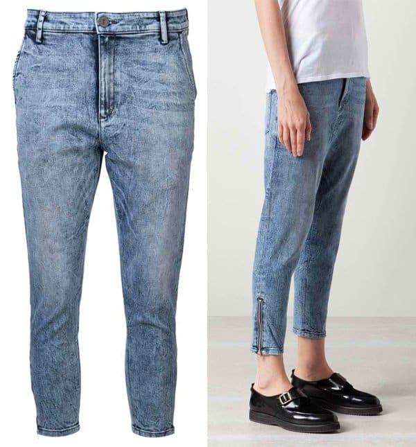 THVM Dose Wash Jean
