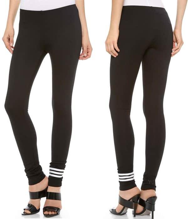 Y3 Track leggings