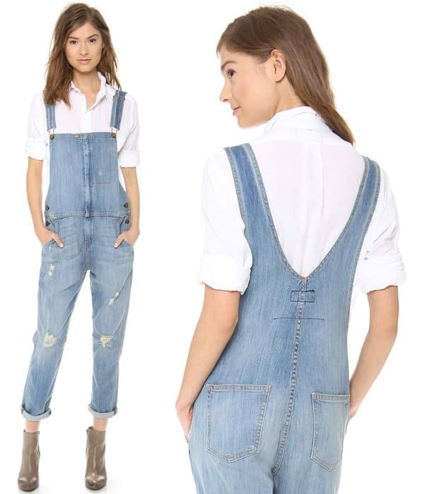 Current Elliott The Ranchhand Overalls