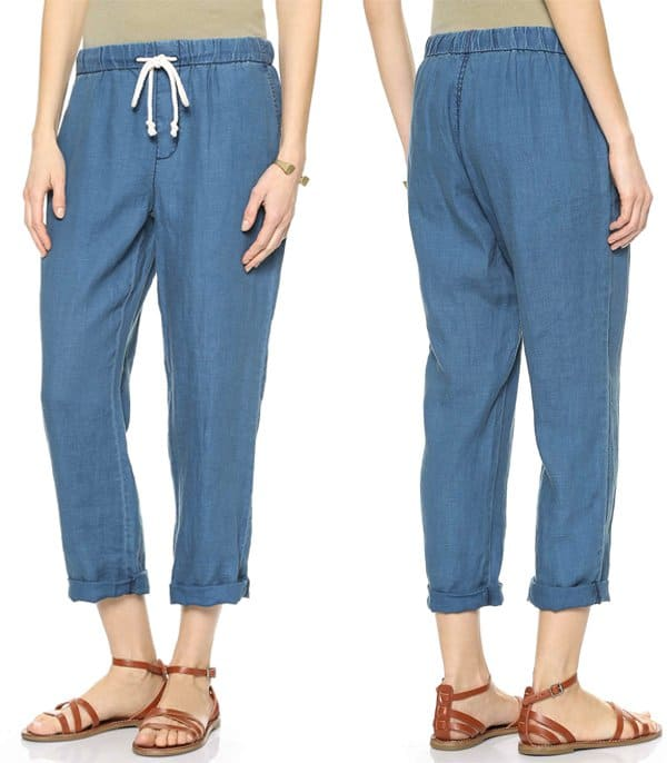 a0b7f16d58f3e How to Wear Drawstring Pants to the Office