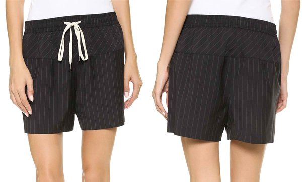 Alexander Pinstripe Boxer Shorts