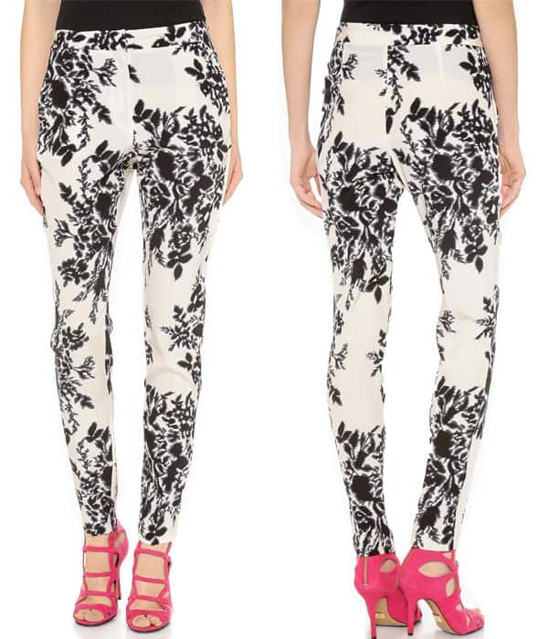 By Malene Supriti Floral Pants