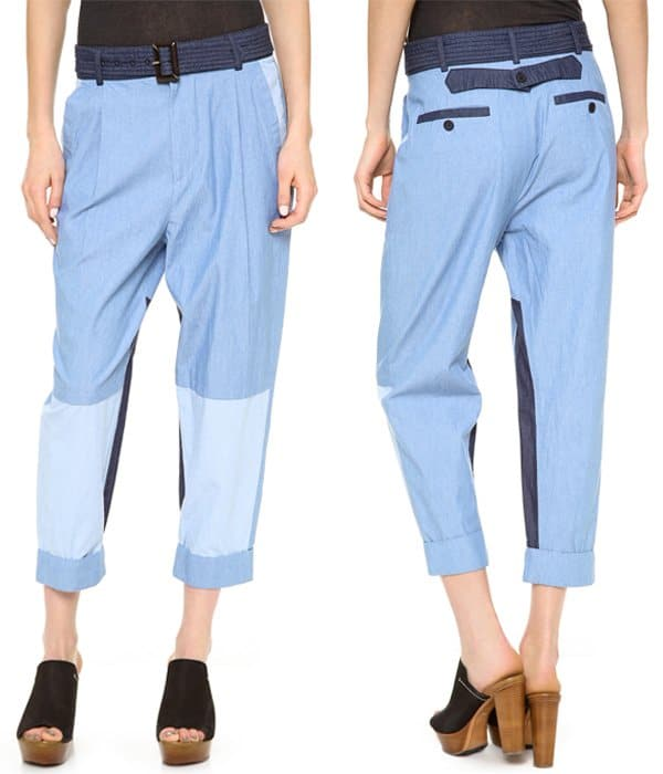 April May Lhasa Crop Pants