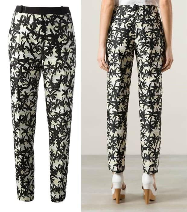 Kenzo Printed Trouser