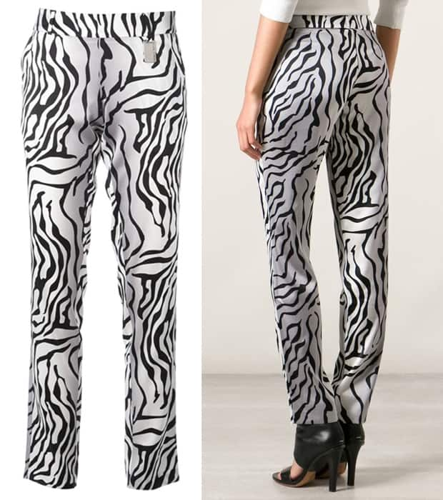 Thomas Wylde Printed Trousers