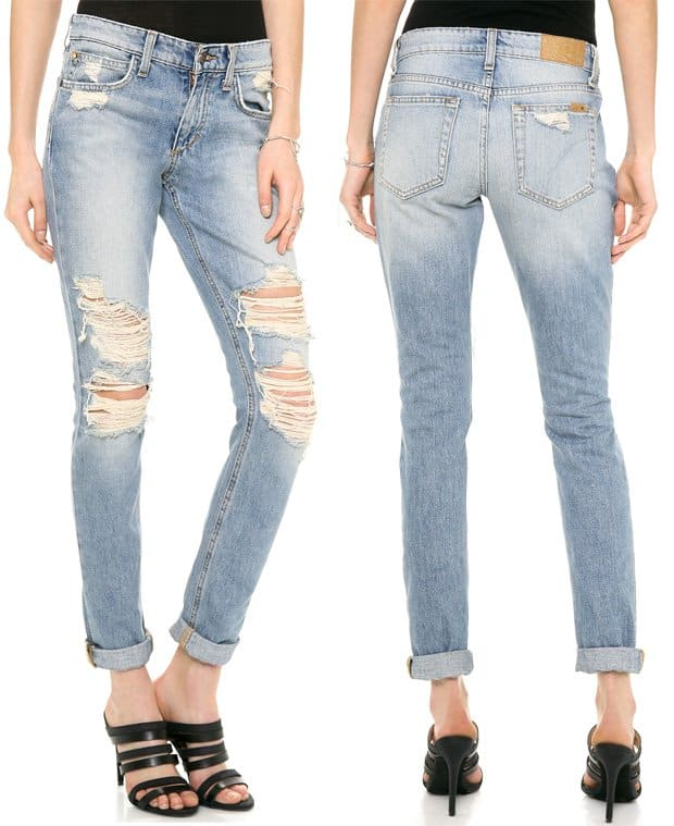 Joes Jeans Slouched Slim Jean