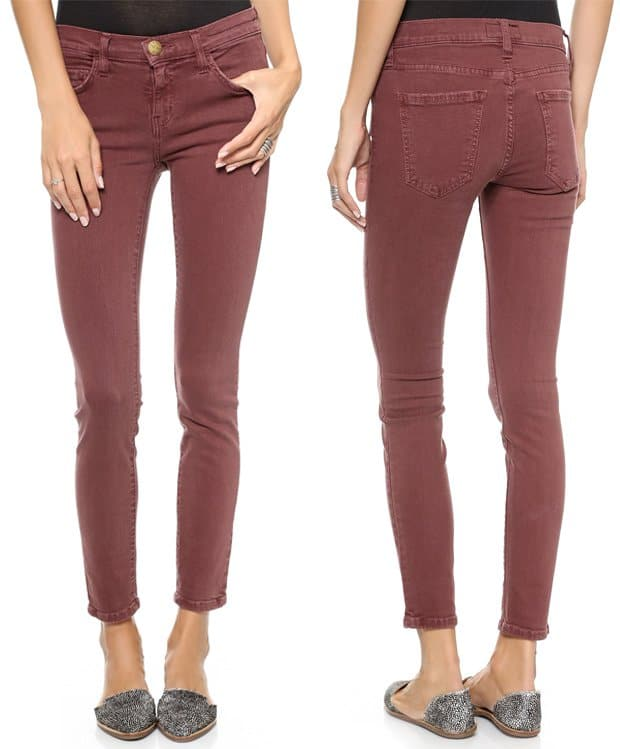 Current Elliott The Stiletto Jeans