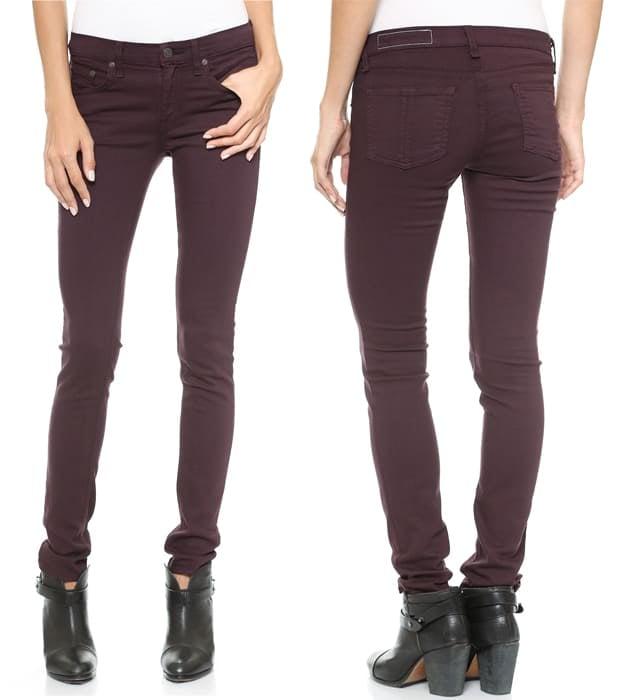 Rag & Bone JEAN Skinny Jeans