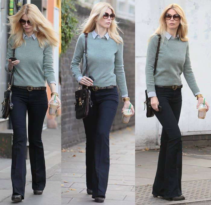 How to Wear Flare Jeans & Pants: 12 Chic Outfit Ideas