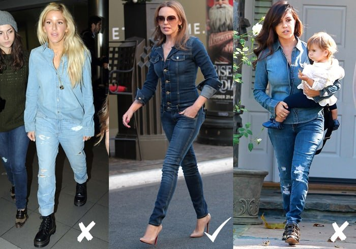 Same denim washes are not always foolproof