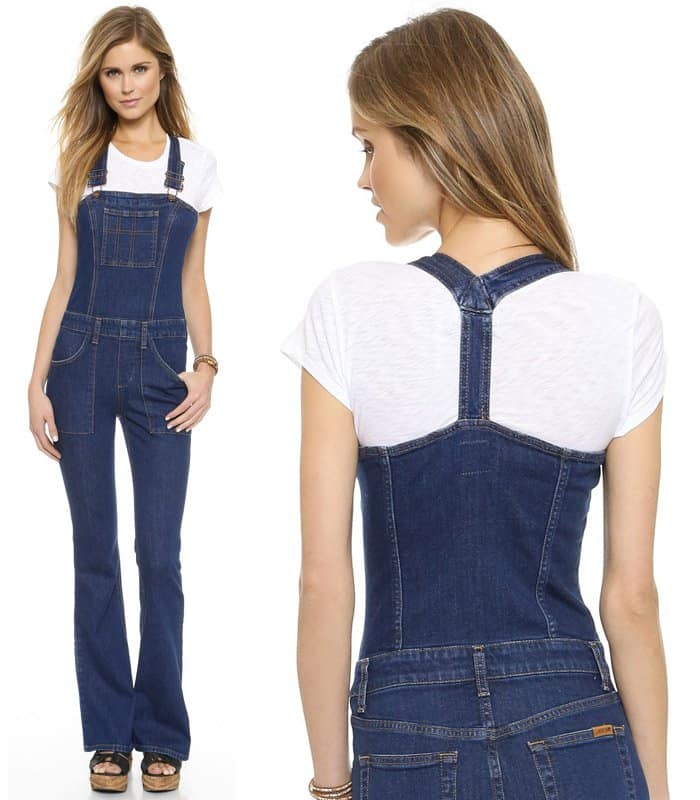 Joes Jeans Charlie Flare Overalls