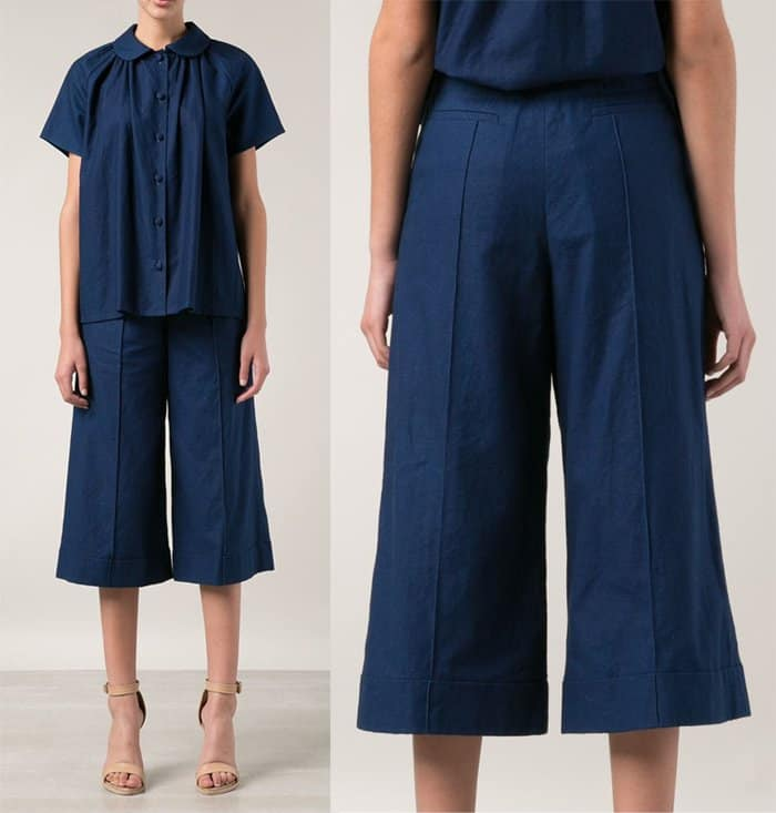CO Denim Culottes