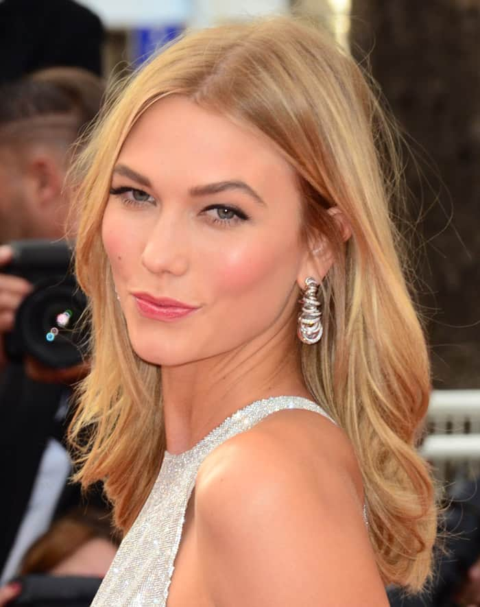 Karlie Kloss at the 68th Annual Cannes Film Festival – Opening Ceremony and La Tete Haute Premiere in France on May 13, 2015