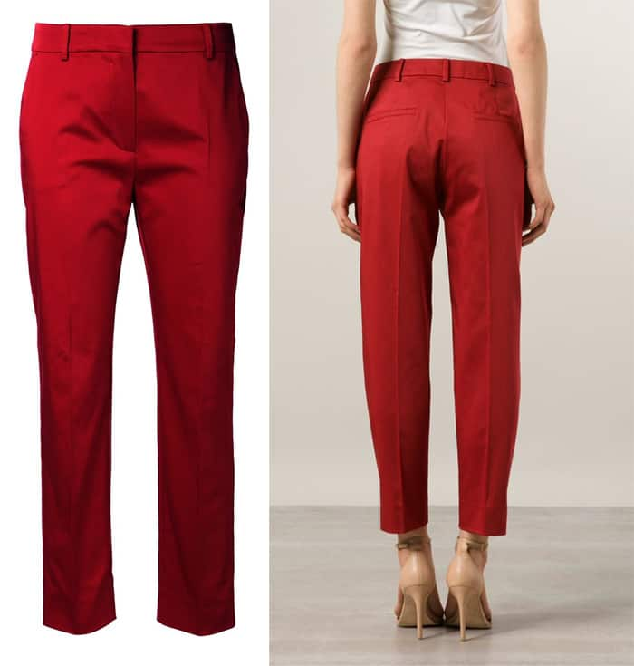 Max Mara High Waist Trousers