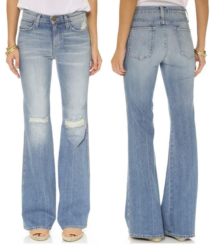 Current Elliott The Girl Crush Jeans