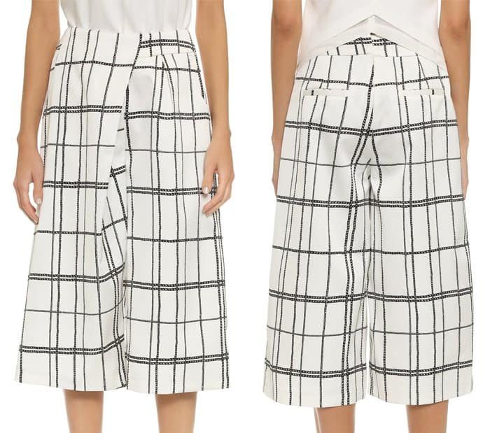 C Meo Collective Lady Killer Culottes