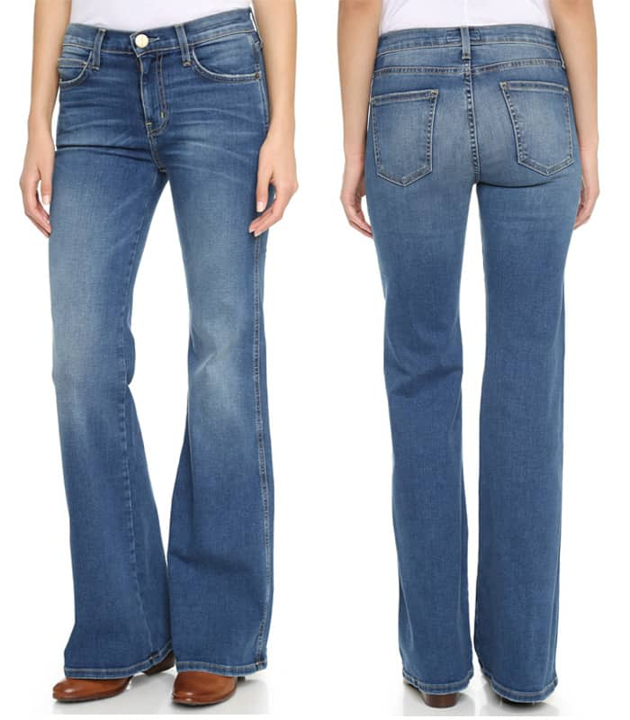 Current Elliott The Girl Crush Jeans