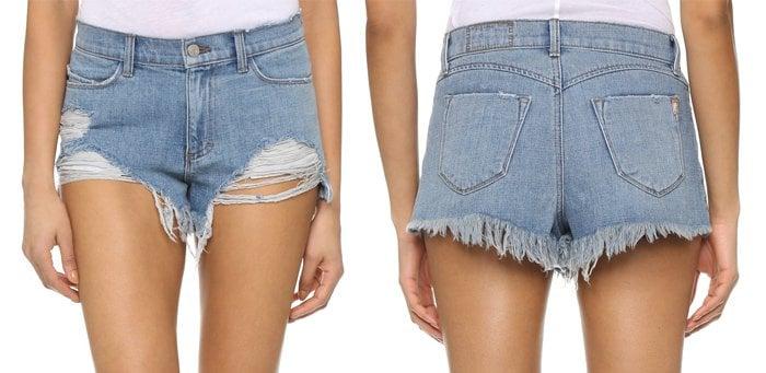 SIWY Lillie Cut Off Shorts
