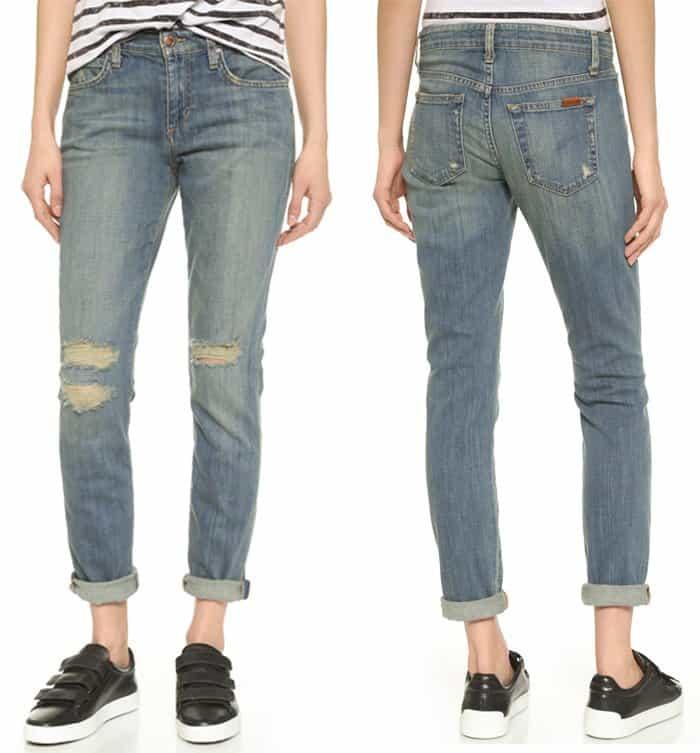 Joes Jeans Boyfriend Slim Ankle Jeans