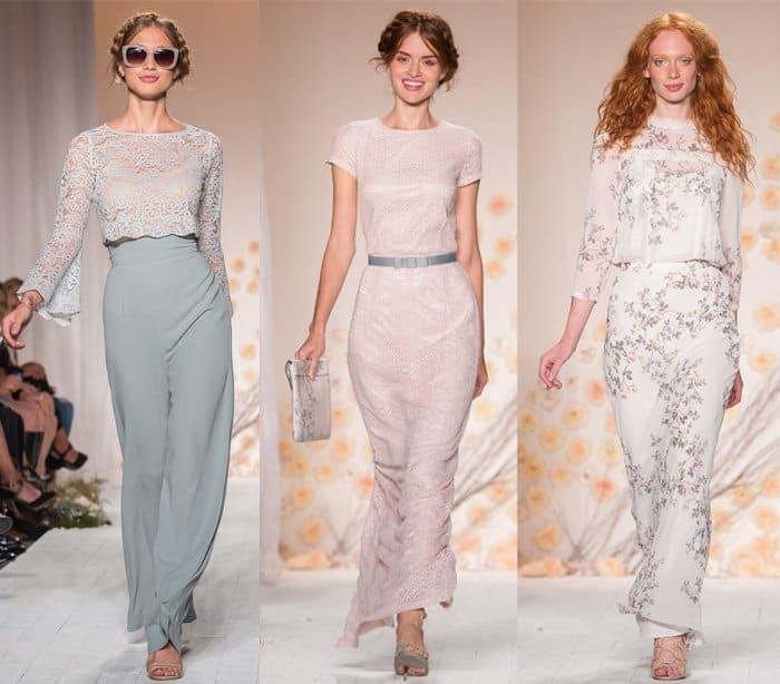 Lauren Conrad spring 2016 collection