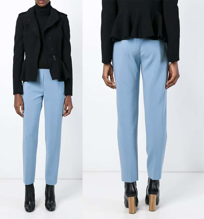 Agnona Slim Fit Trousers