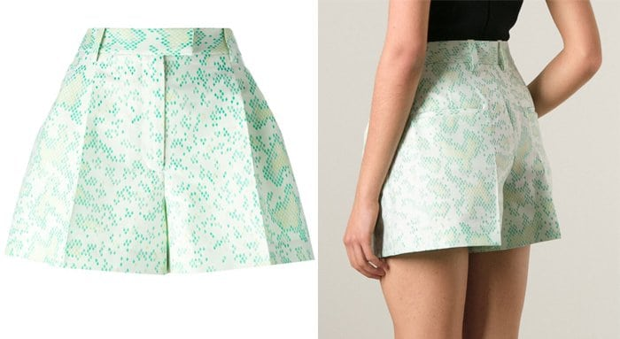 3 1 Phillip Lim Flared Shorts
