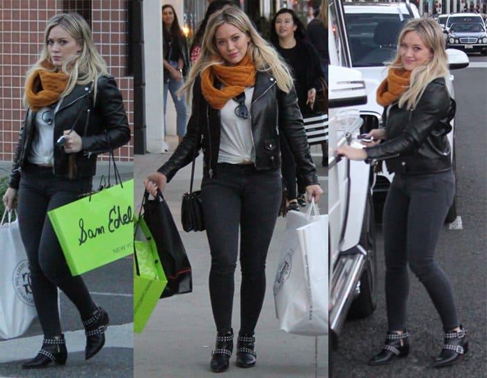 Hilary Duff1