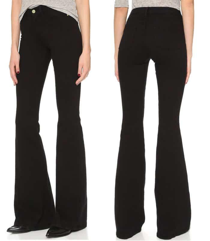 Frame Karlie Forever Flare Jeans