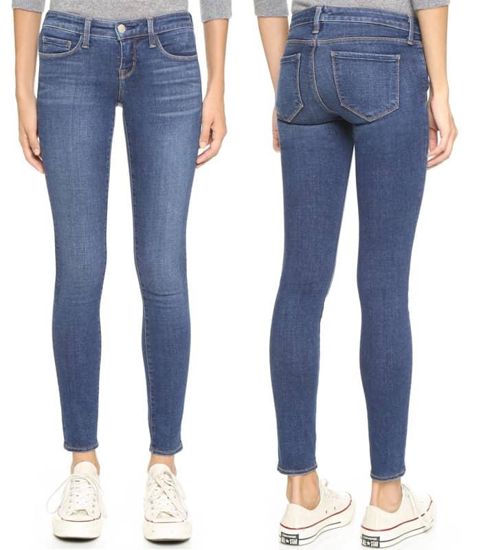 LAgence Chantel Skinny Jeans