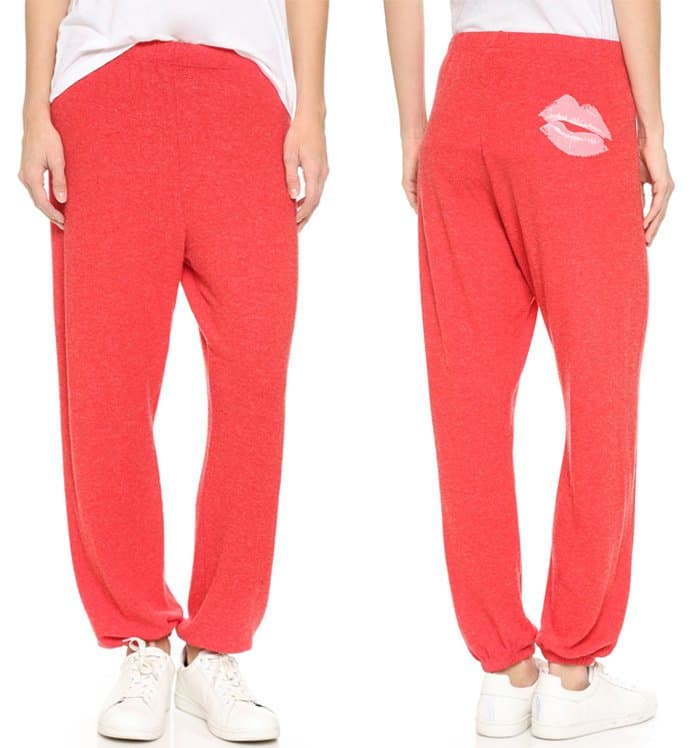 Wildfox Kiss The Bum Sweats