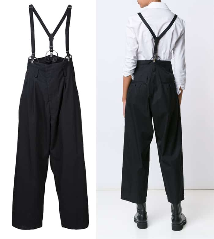 Ys Suspender Pants