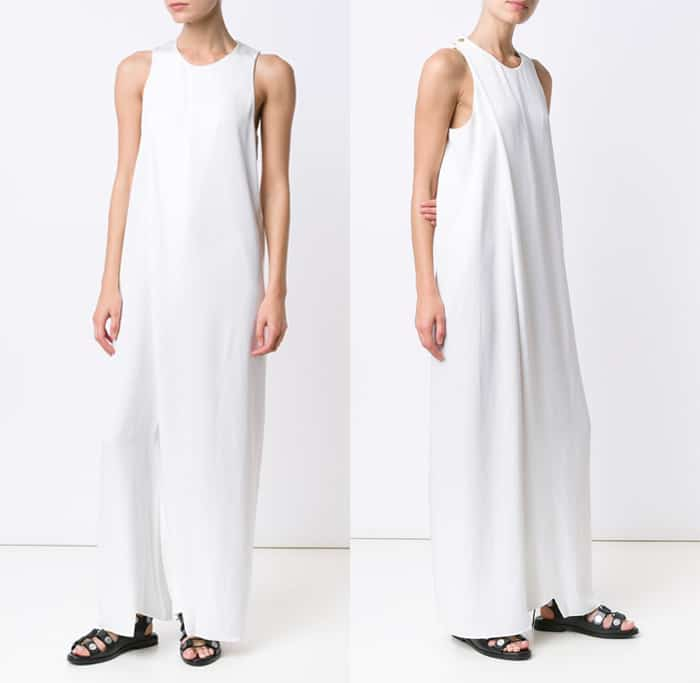 Maison Rabih Kayrouz Wrap Jumpsuit