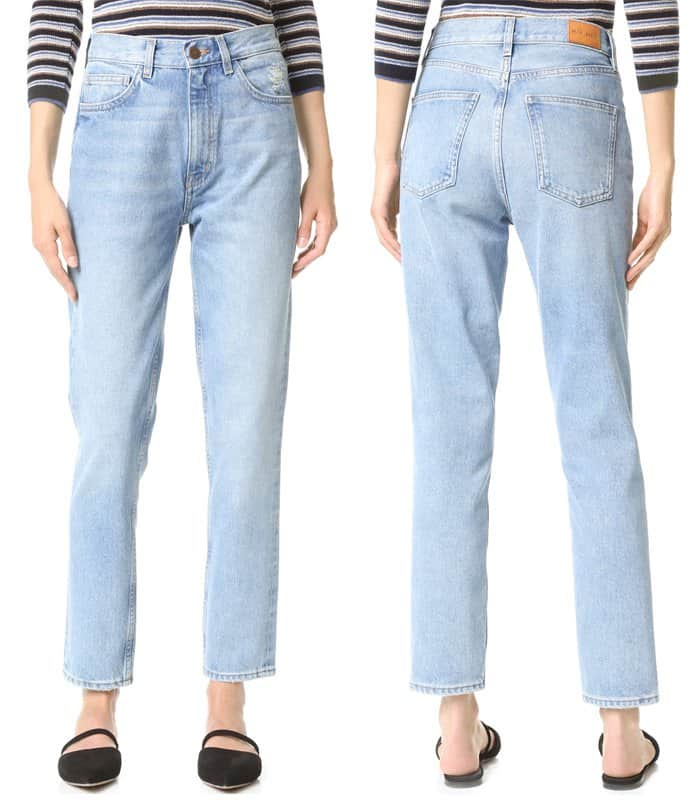 Mih Jeans Mimi High Rise Skinny Jeans