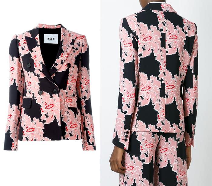 msgm-floral-print-blazer