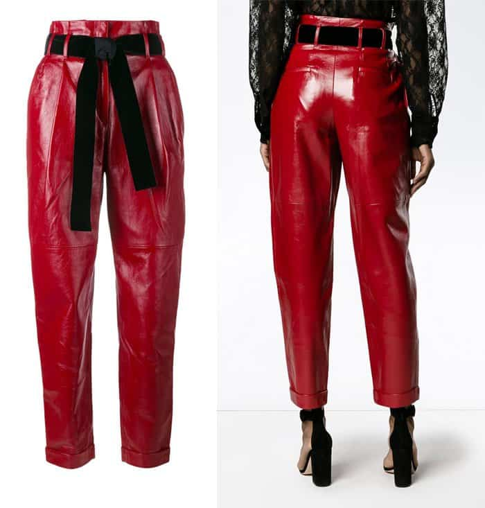 philosophy-di-lorenzo-serafini-tapered-trousers