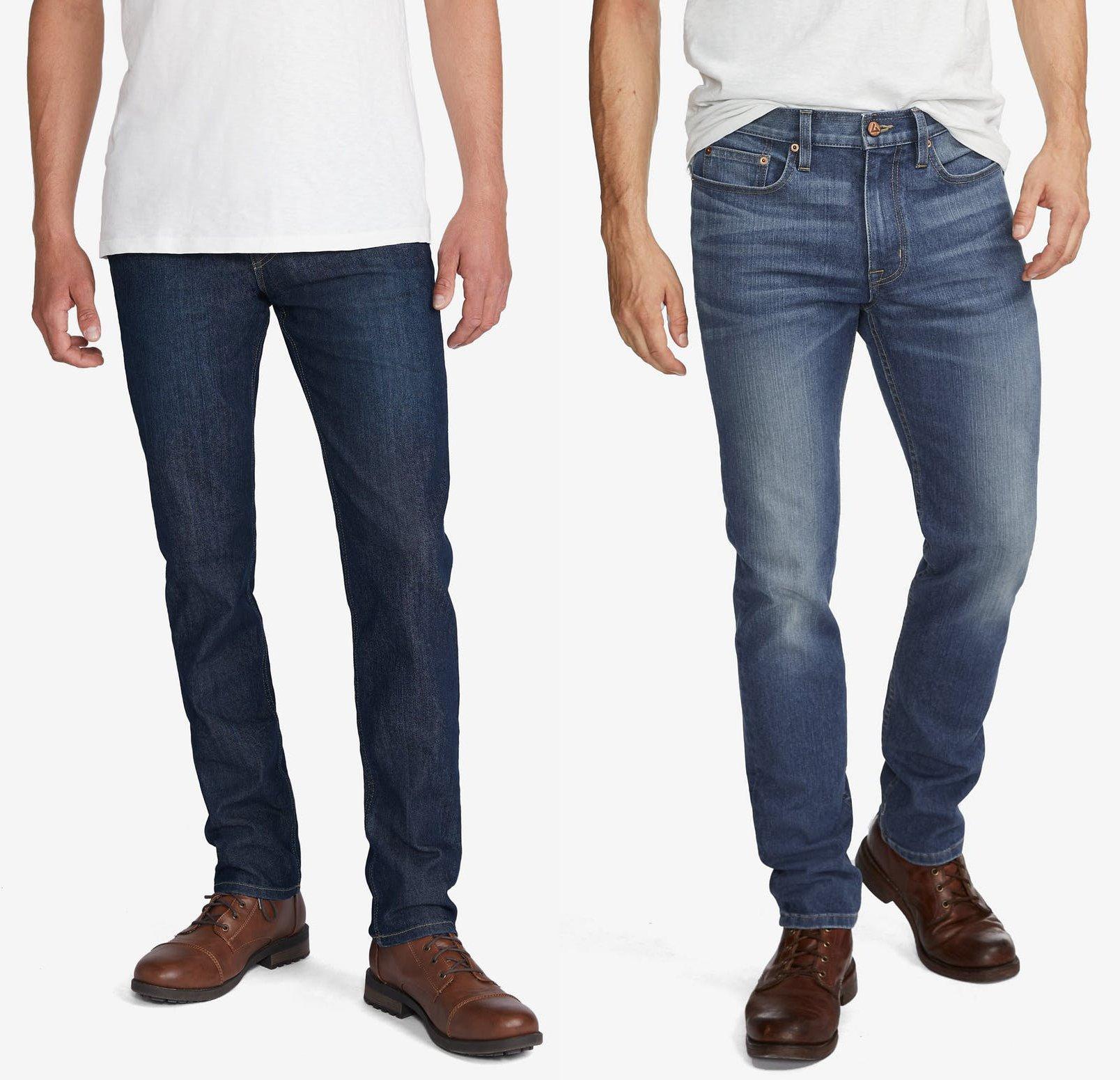American Giant's Dakota Straight, $138, is a classic pair of straight-leg jeans custom-developed with Mount Vernon denim