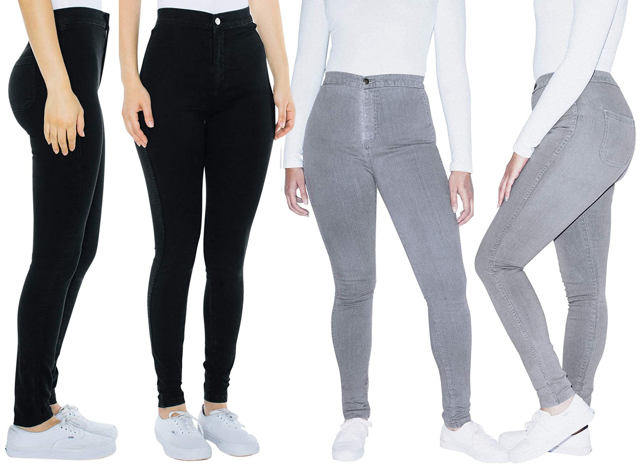 The Easy Jean is a super skinny yet stretchy, lightweight, and soft jean